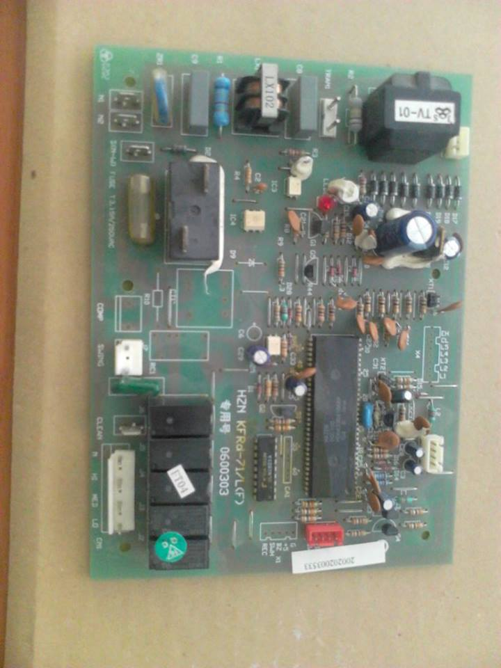 HAIER PCB OUT 200202003533