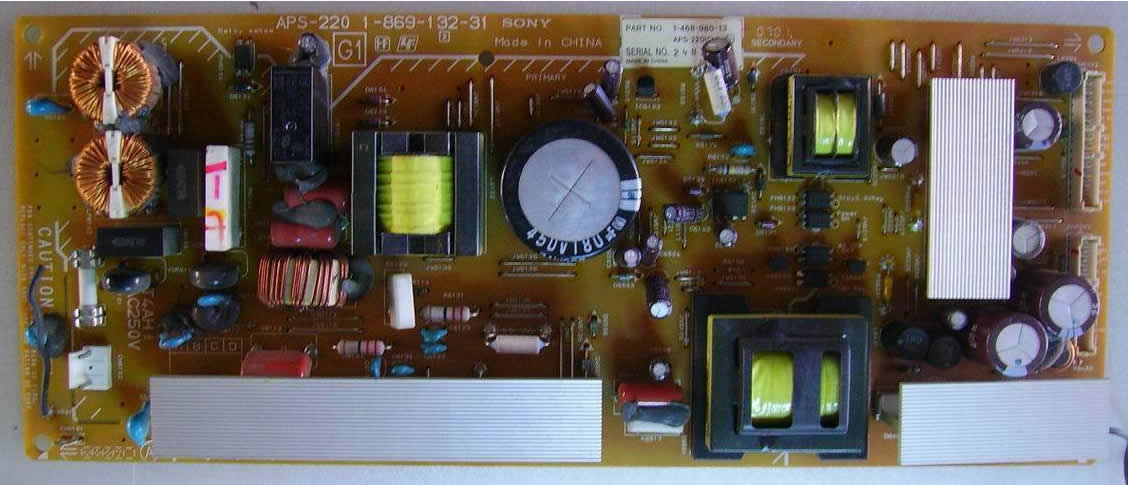 SONY POWER PCB (USED)