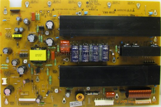 LG POWER PCB (USED) EBR63038301