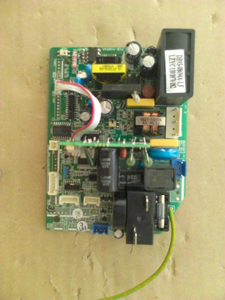 SAMSUNG PCB IN DB93-8694A  AQV 9-12 NSA-FAN-FKN (534R82220204)