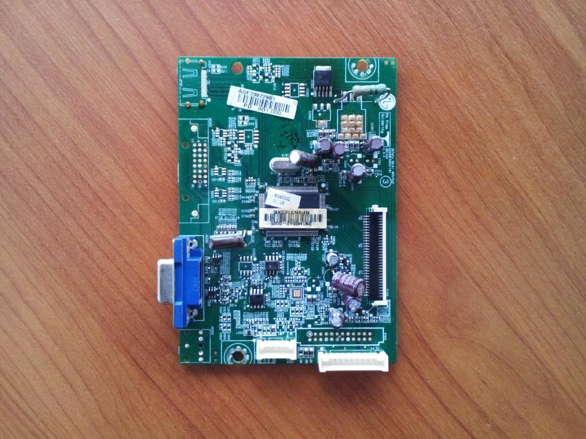 LG DRIVER BOARD (USED)