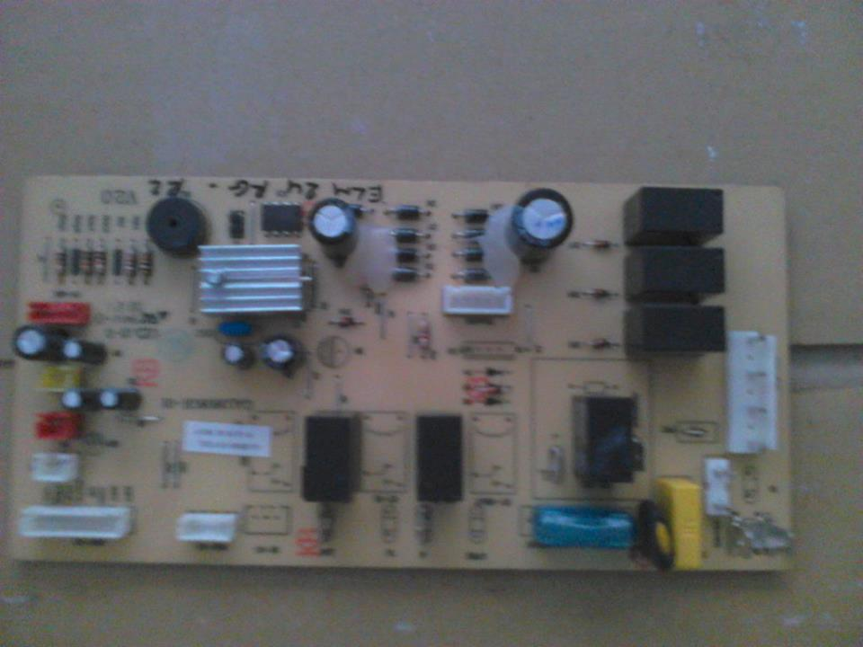 EXCEL-GALANZ PCB IN INVERTER  24 GAL0808GK-01R-T0201