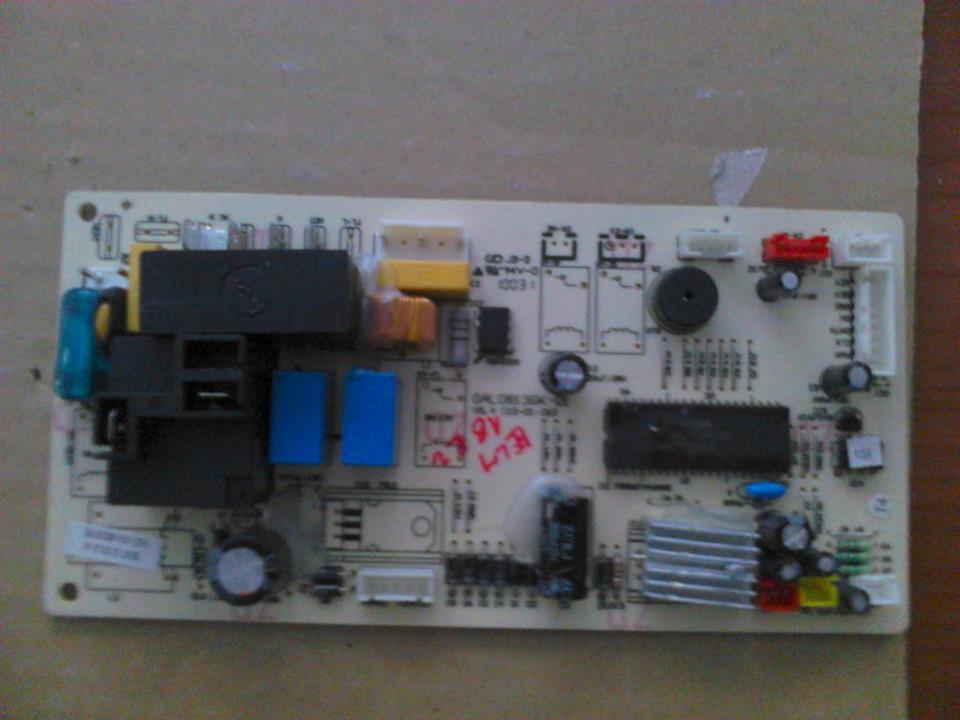 EXCEL-GALANZ PCB IN INVERTER  18 GAL0813GK-01R-C0501