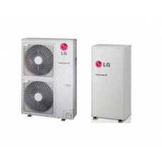 LG Therma V High temperature +80 HN1610H.NK2/HU161H.U32 16kW 1-PHASE